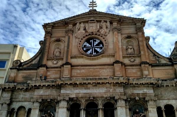 Jesus of Nazareth Church in Sliemma, Malta